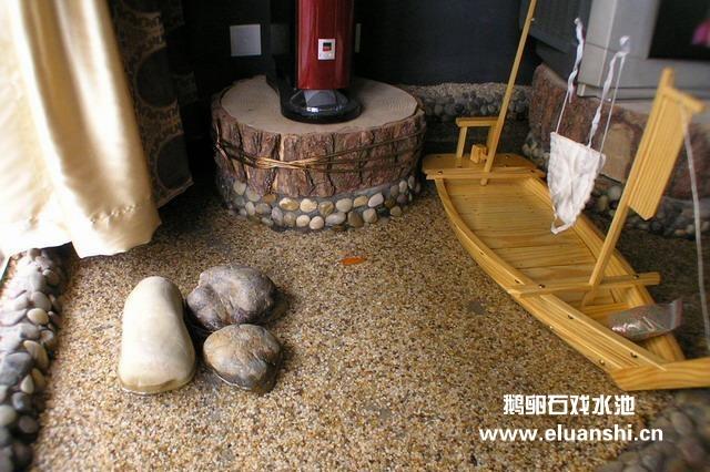 鹅卵石室内装饰效果 中国建材论坛 中国建材网社区 中国最全的建材论坛高清图片