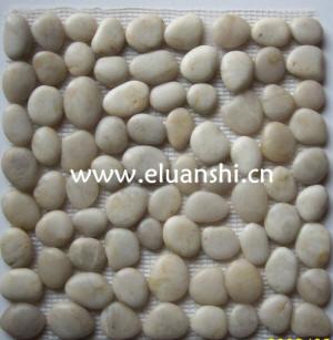 鹅卵石网贴片-网片石
